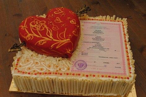 Вафельная бумага торт